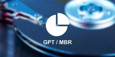 آموزش 6 روش کارساز تبدیل MBR به GPT با ویندوز و بدون ویندوز