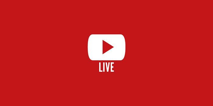 آموزش لایو در یوتیوب با گوشی و کامپیوتر
