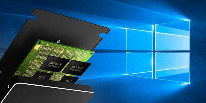 آموزش 8 روش حل مشکل نصب ویندوز روی هارد SSD