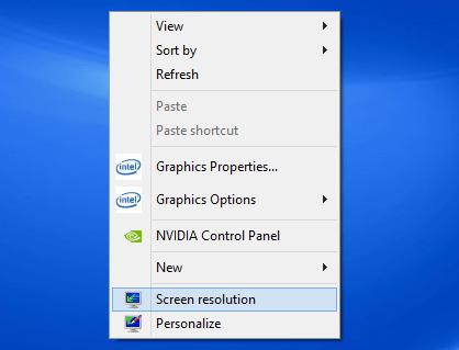 اتصال یک یا چند مانیتور به یک لپ تاپ