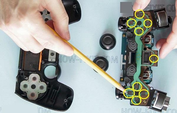 آنالوگ دسته PS4