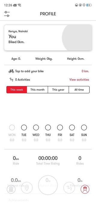 6 مورد از بهترین برنامه های دوچرخه سواری برای اندروید