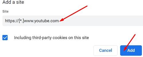 وصل نشدن یوتیوب