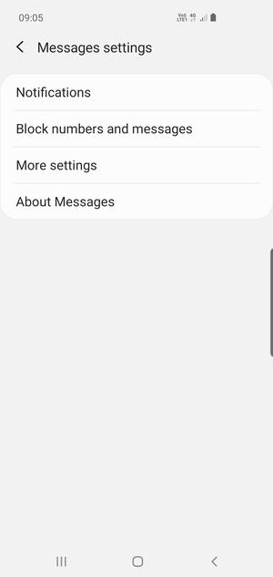 با 2 روش تغییر مرکز پیام Android آشنا شوید