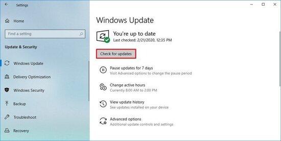 آموزش تصویری بازگشت به تنظیمات کارخانه ویندوز 10
