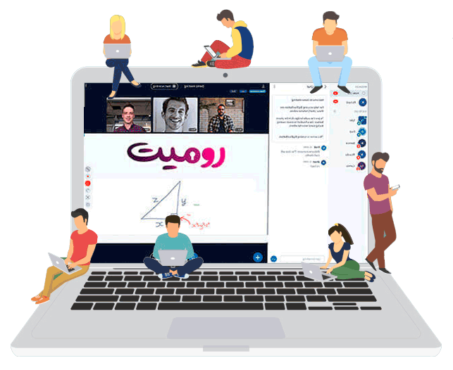 نرم افزار کلاس آنلاین