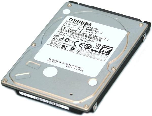 هارد دیسک توشیبا 320 گیگابایت مدل MQ01ABD032