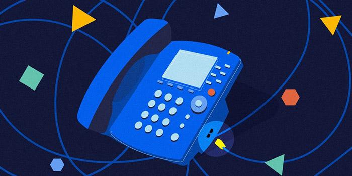 تلفن اینترنتی نسل جدید تلفن برای شرکت ها