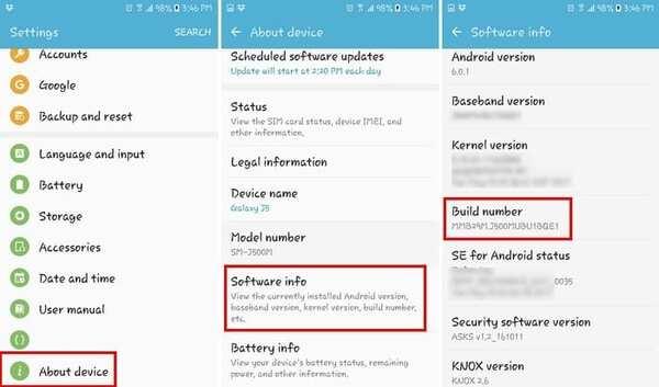 رفع مشکل عدم شناسایی گوشی اندروید در ویندوز 10