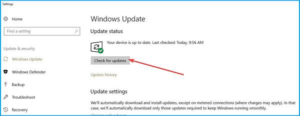 تنظیمات موس بی سیم در ویندوز 10