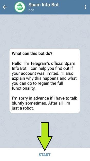 حل مشکل mutual contact تلگرام