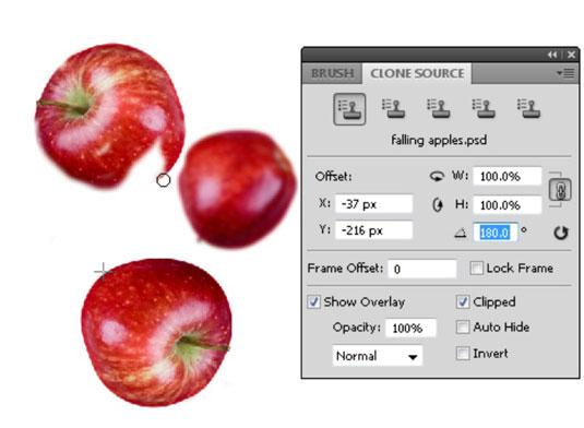 کار با فیلتر استامپ در فتوشاپ