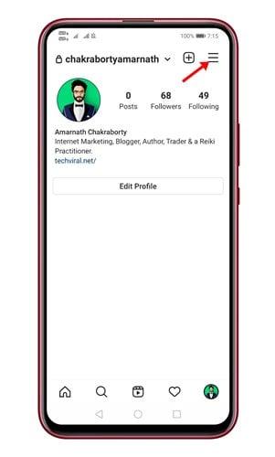 از ظاهر شدن پست های حساس در Instagram Explorer جلوگیری کنید