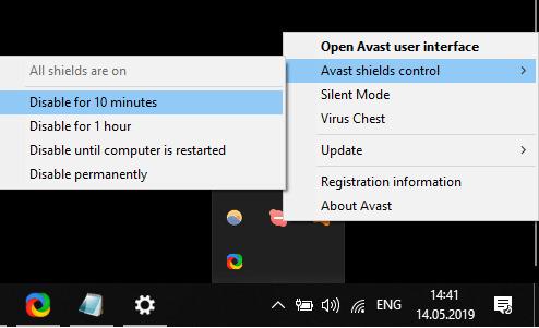 رفع مشکل Encountered an error during setup