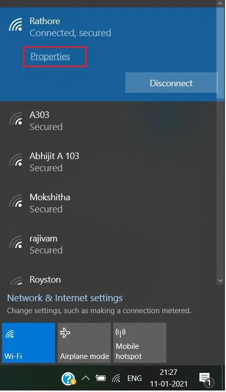 قطع و وصل شدن اینترنت مودم وای فای