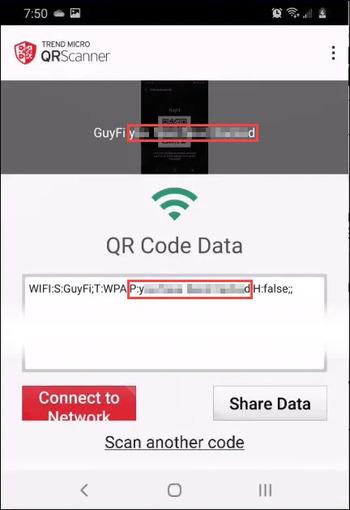 رمزعبور WiFi را در تلفن Android خود مشاهده کنید