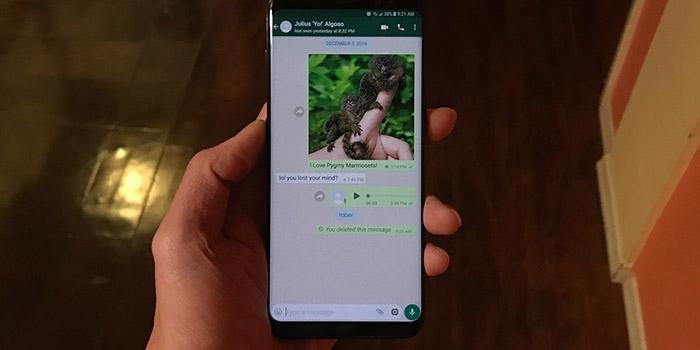 آموزش تنظیم جدید برای ارسال عکس با کیفیت در واتساپ