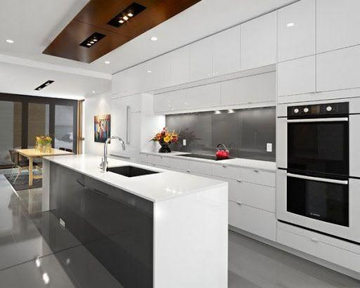کاربرد فن آوری های جدید در آشپزخانه های مدرن