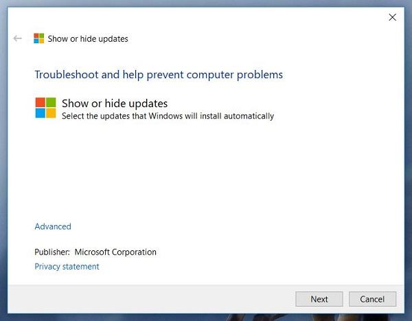 آخرین بروزرسانی ویندوز را حذف کرده و به روزرسانی آن را مسدود کنید