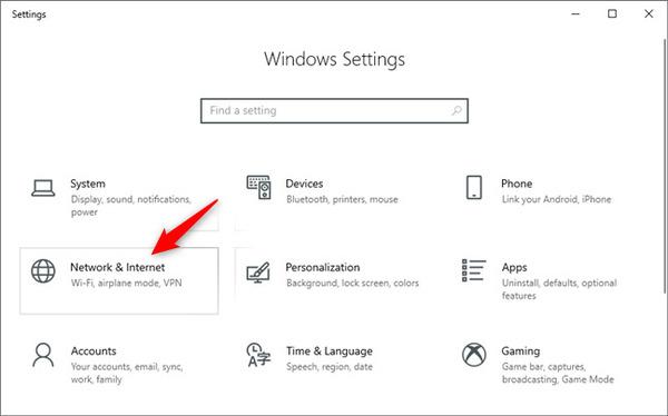 IP کامپیوتر را در ویندوز 10 تغییر دهید