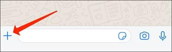 پیام های بلند مدت WhatsApp