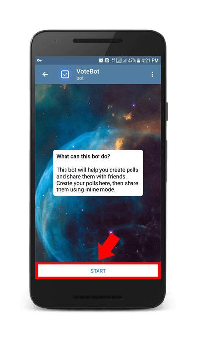 آموزش تصویری جدید برای انجام نظرسنجی و رای گیری در تلگرام