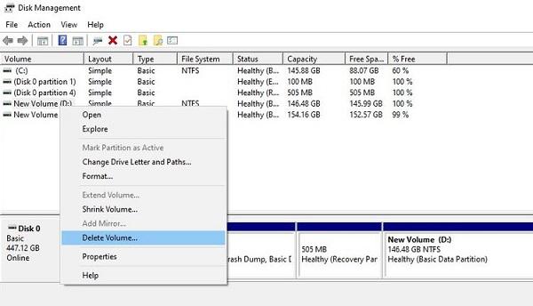 علت ارور Windows cannot be installed to this disk