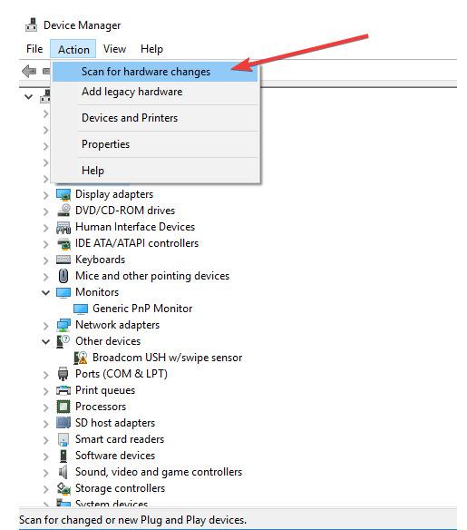 چرا روشنایی صفحه لپ تاپ افزایش یا کاهش نمی یابد