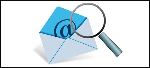 بازیابی ایمیل های قدیمی