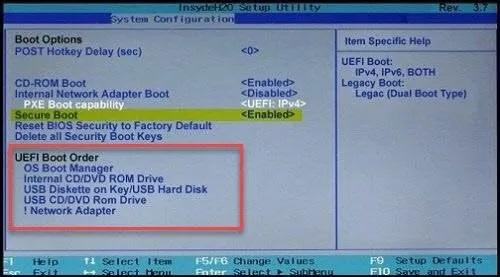 مشکل این است که ویندوز 10 روی لپ تاپ بوت نمی شود