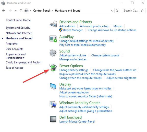 مشکل عدم تنظیم نور لپ تاپ برطرف شده است
