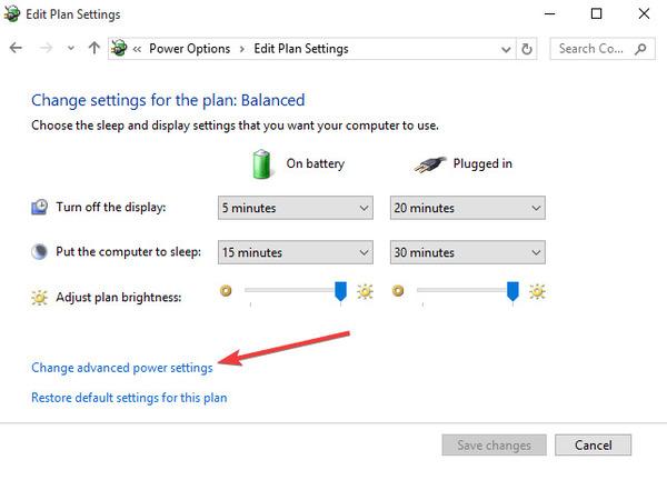 مشکل عدم تنظیم نور صفحه لپ تاپ