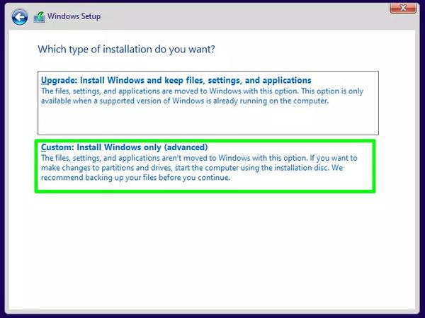 Активирайте актуализацията на Windows 11