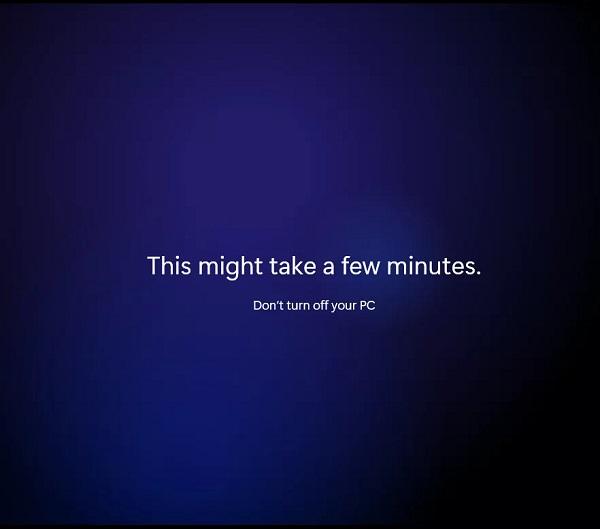 Актуализация на Windows 11