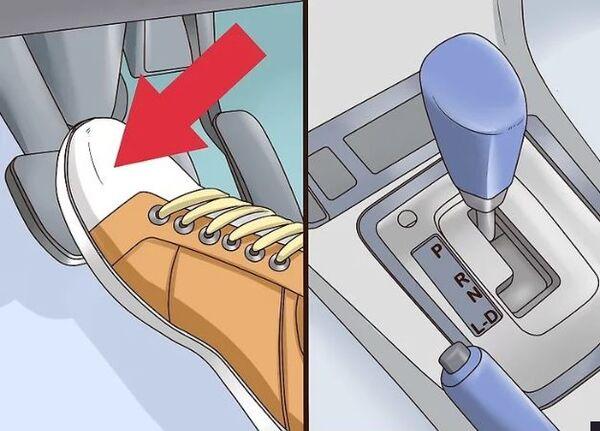 گیربکس اتوماتیک را روشن کنید