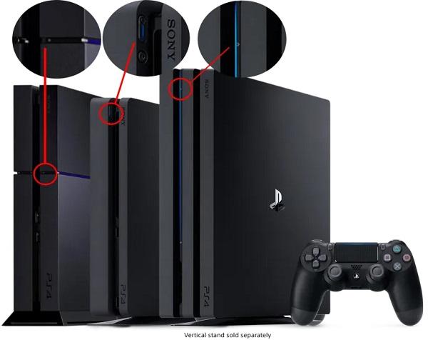حالت ایمن PS4