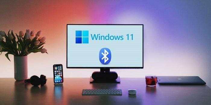 آموزش استفاده ، رفع مشکل و فعال سازی بلوتوث ویندوز 11