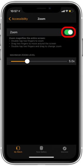 مشکل مقیاس بندی Apple Watch با iPhone را برطرف کنید