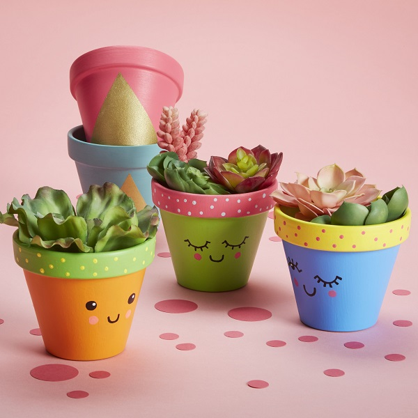 بهترین کالا برای فروش اینترنتی: گلدان سفالی و سرامیکی