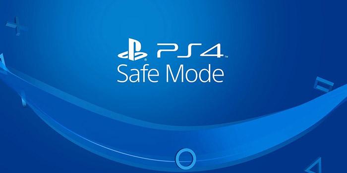 آموزش روش رفتن به حالت Safe Mode پلی استیشن 4 و پلی استیشن 5