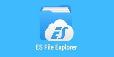 آموزش کامل کار با نرم افزار ES File Explorer اندروید