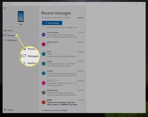 نحوه اتصال گوشی اندروید به لپ تاپ ویندوز 10
