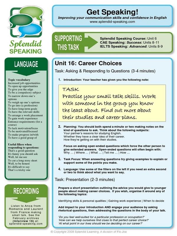 پادکست های آموزشی زبان انگلیسی