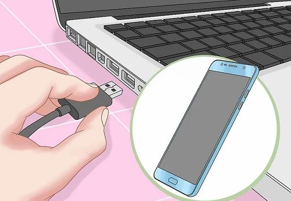 نحوه اتصال گوشی به ویندوز 10