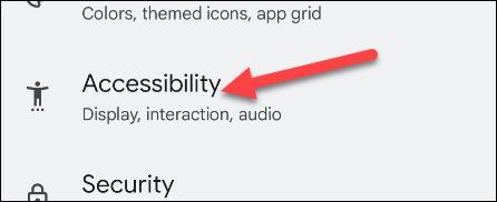 چگونه اندازه فونت گوشی را تغییر دهیم؟