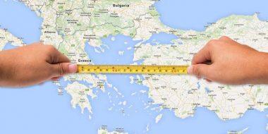 آموزش 6 روش اندازه گیری فاصله روی نقشه گوگل مپ