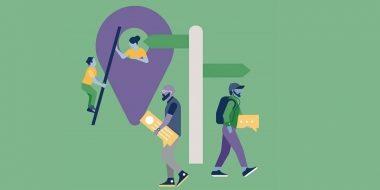 آموزش 7 روش حذف اطلاعات مکان و لوکیشن از گوگل مپ