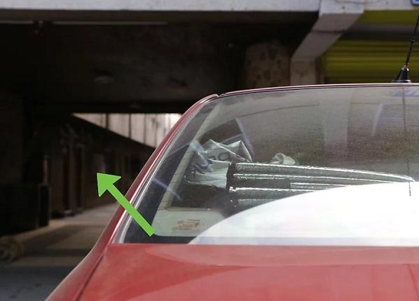 چربی پاک کننده شیشه ماشین