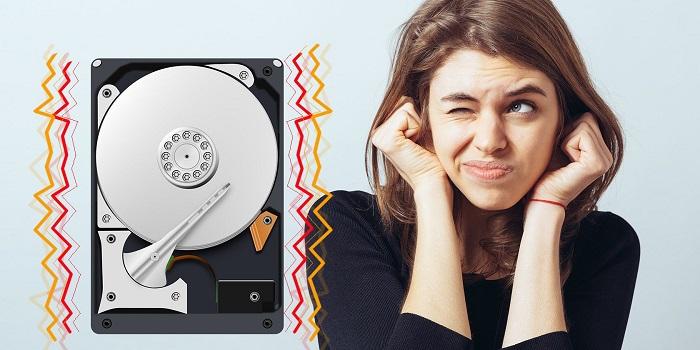علت صدا دادن هارد لپ تاپ و کامپیوتر چیست؟ برای رفع آن چکار کنیم؟
