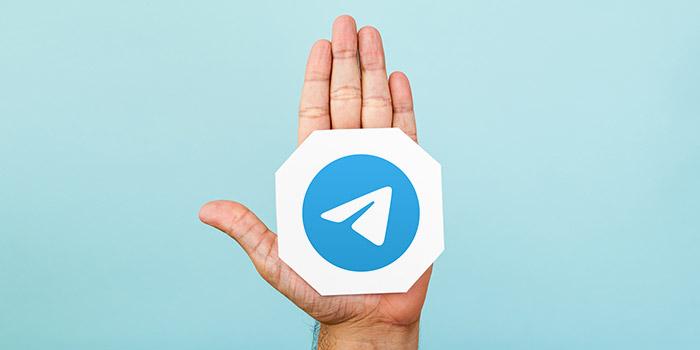 آموزش تصویری نحوه بلاک فرد در تلگرام اندروید و آیفون